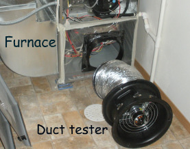 Duct Testing and Sealing